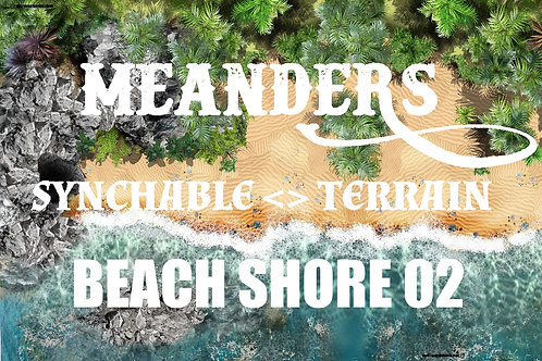Fantasy Expansion - Beach Shore 02
