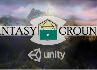 Fantasy Grounds Unity Kickstarter