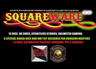 Squareware Relaunch: Live