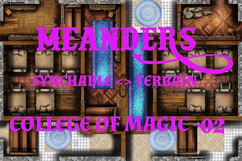 College of Magic 02