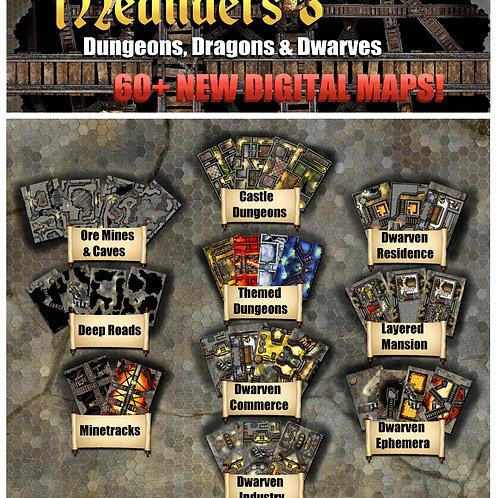 copy of Meanders 3: DD&D Mega Map Bundle Code