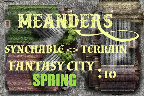 Fantasy City Spring 10