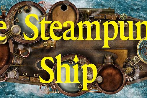 Shipstarter - Steampunk Ship