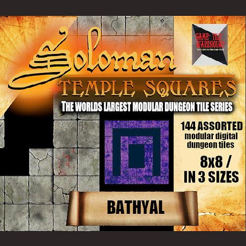 Soloman Temple Squares - BATHYAL