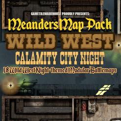 Wild West Calamity City Night.jpg