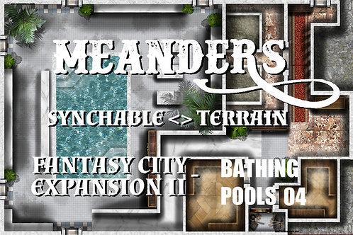 Fantasy City Expansion II - Bathing Pools 04