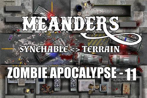 Zombie Apocalypse 11