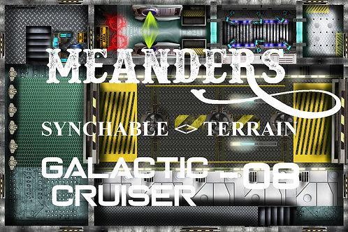 Galactic Cruiser 08