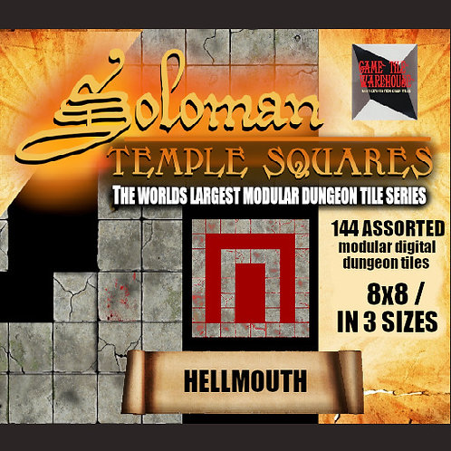 Soloman Temple Squares - HELLMOUTH