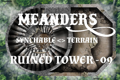 Ruined Tower 09