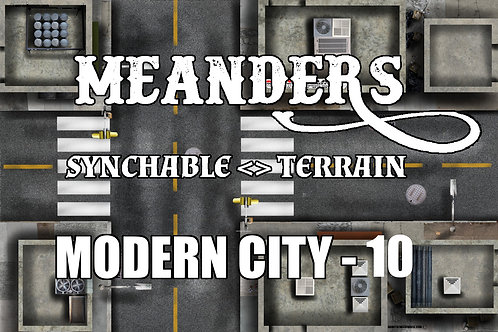 Modern City 10