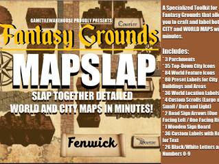 Mapslap for Fantasy Grounds