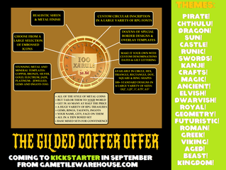 The GTW Gilded Coffer Offer
