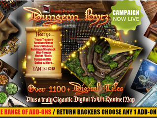 Digital Dungeon Bytz LIVE