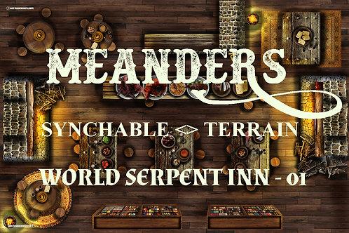 World Serpent Inn 01 - Meanders Portal Hub