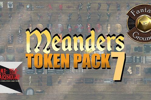 FG Meanders Fantasy Token Pack 7