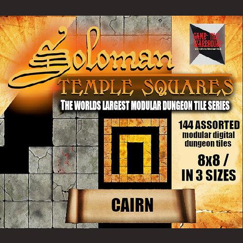 Soloman Temple Squares - CAIRN