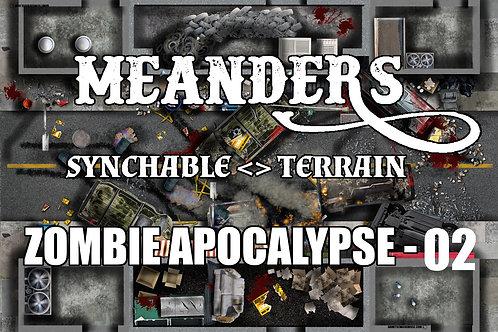 Zombie Apocalypse 02