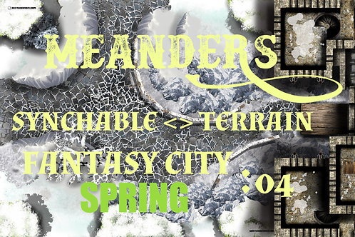 Fantasy City Spring 04