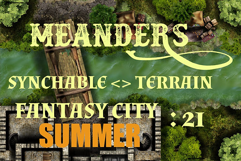 Fantasy City Summer 21