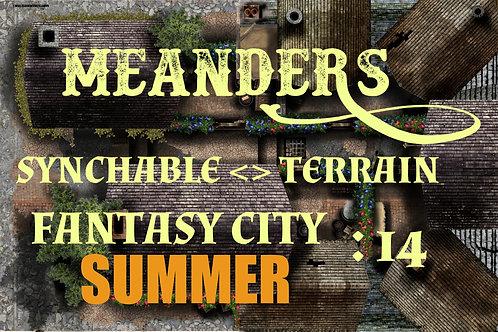 Fantasy City Summer 14