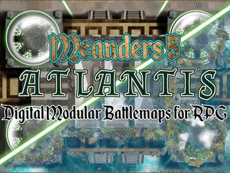 Meanders Atlantis Live on KS