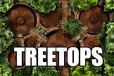 #rpg #maps #rpgmaps #forest #tree #woods #treetops #huts #ramps #bridge #dwellings #temple #platform