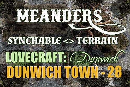 Lovecraftian Dunwich: Town 28
