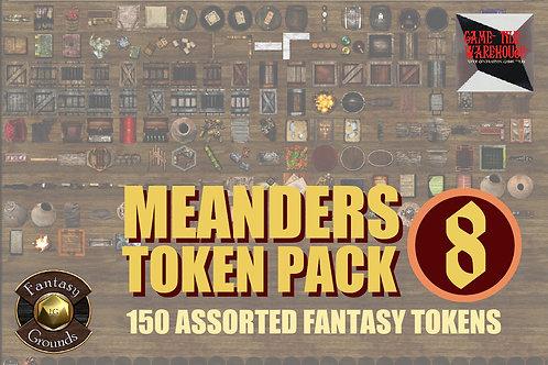 FG Meanders Fantasy Token Pack 8
