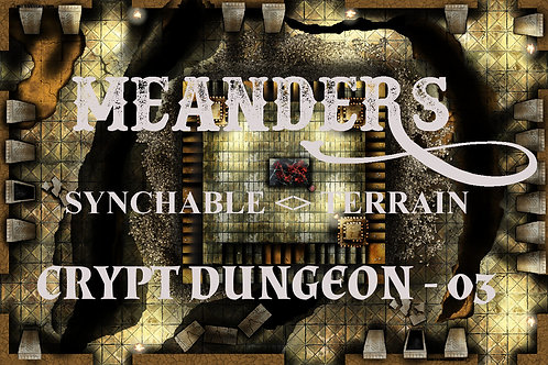 Crypt Dungeon 03