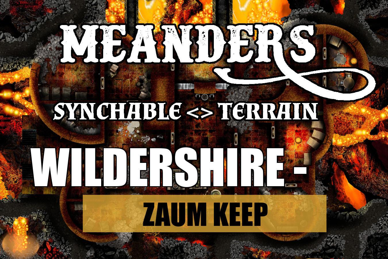 Wildershire 38 - Zaum Fyre Keep