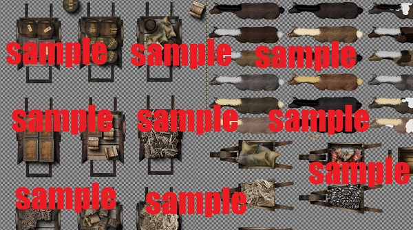 new assets sample