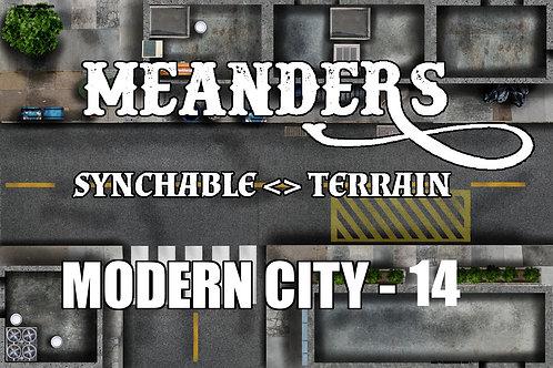 Modern City 14