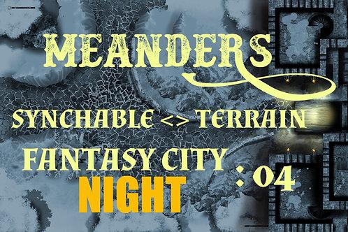 Fantasy City Night 04
