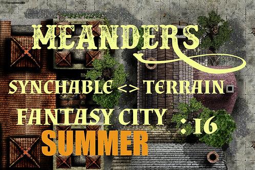 Fantasy City Summer 16