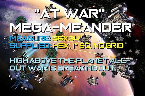 """Mega-Meander """"At War"""""""