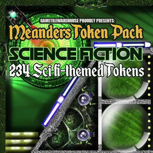 R20 Token Pack: SCI-FI TOKENS