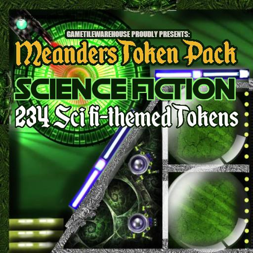 Roll20 Scifi Token pack