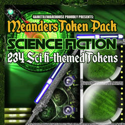 Roll20 Scifi Token pack