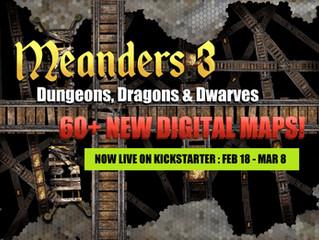 M3 Now Live on Kickstarter