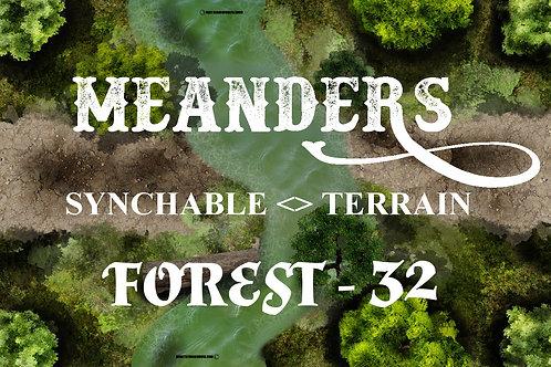 Forest32 - EDGER
