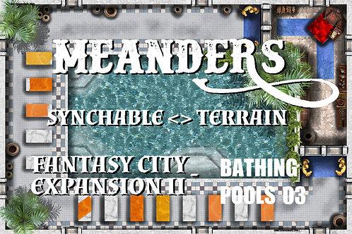 Fantasy City Expansion II - Bathing Pools 03