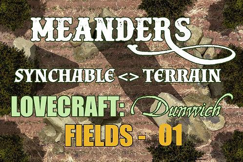 Lovecraftian Dunwich: Field 01