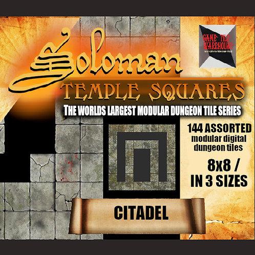 Soloman Temple Squares - CITADEL