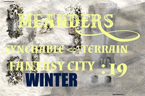 Fantasy City Winter 19