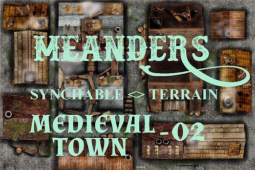 Medieval Town 02