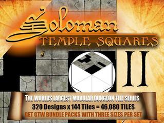Soloman Temple Squares