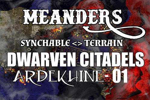 Dwarven Citadel - Ardekhine 01