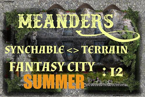 Fantasy City Summer 12