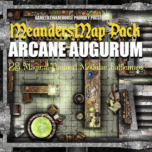 Arcane Augurum: Roll20 Meanders Map Pack